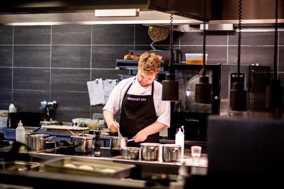 image professionnel restaurant