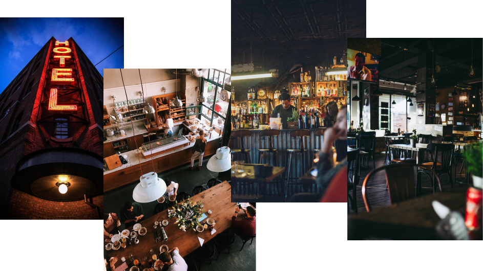 photo d'hotel café restaurant