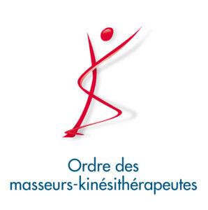 logo ordre des masseurs kinésithérapeutes