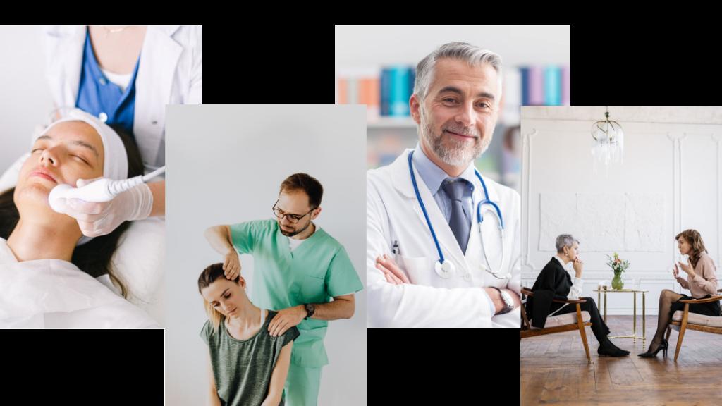 professionnels de santé